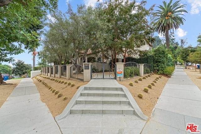 2031 N Alexandria Avenue, Los Angeles (City), CA 90027 (#20651556) :: The Miller Group