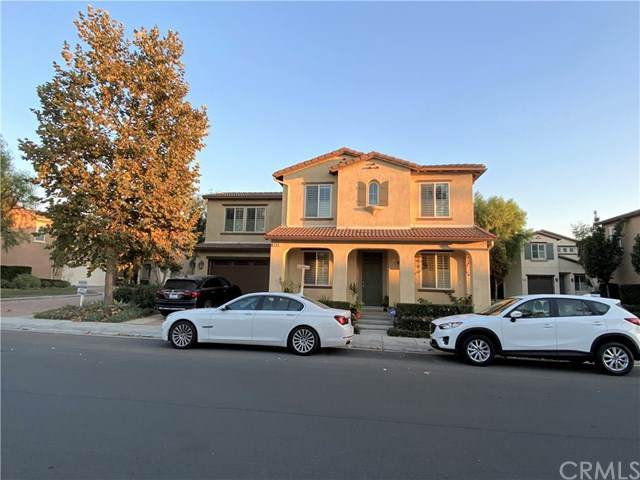 200 W Pebble Creek Lane, Orange, CA 92865 (#RS20225664) :: The Results Group
