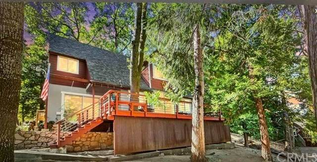 109 Fremont Road, Lake Arrowhead, CA 92352 (#PW20218405) :: TeamRobinson | RE/MAX One