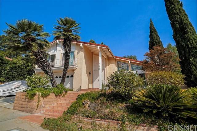 17629 Orna Drive, Granada Hills, CA 91344 (#SR20225682) :: Zutila, Inc.
