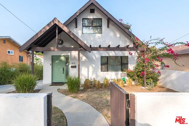 415 Kendall Avenue, Los Angeles (City), CA 90042 (#20651058) :: RE/MAX Masters
