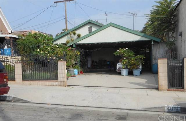 4117 Fisher Street, East Los Angeles, CA 90063 (#SR20225756) :: Zutila, Inc.