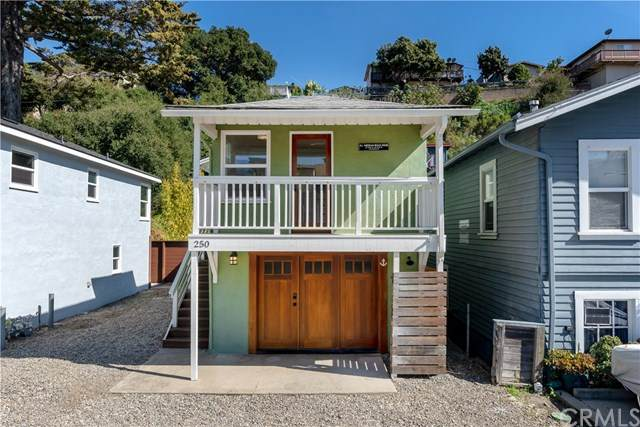 250 San Miguel Street, Avila Beach, CA 93424 (#SP20224509) :: The Miller Group