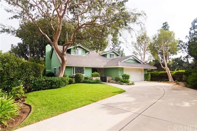 19108 Derwent Place, Northridge, CA 91326 (#SR20224763) :: The Miller Group