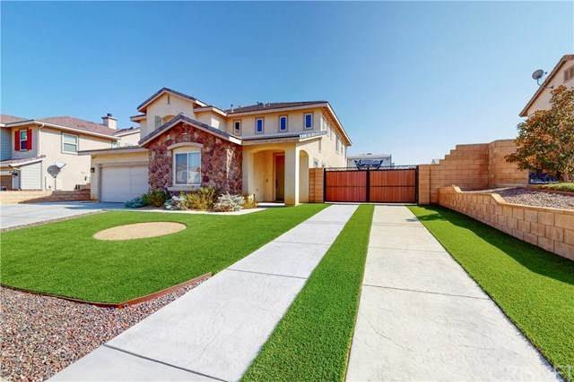 42644 71st Street W, Lancaster, CA 93536 (#SR20225521) :: Wendy Rich-Soto and Associates