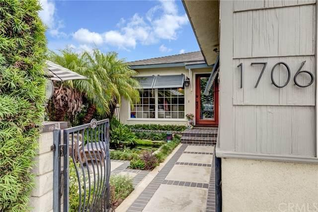 1706 Marine Avenue, Manhattan Beach, CA 90266 (#SB20220724) :: The Miller Group