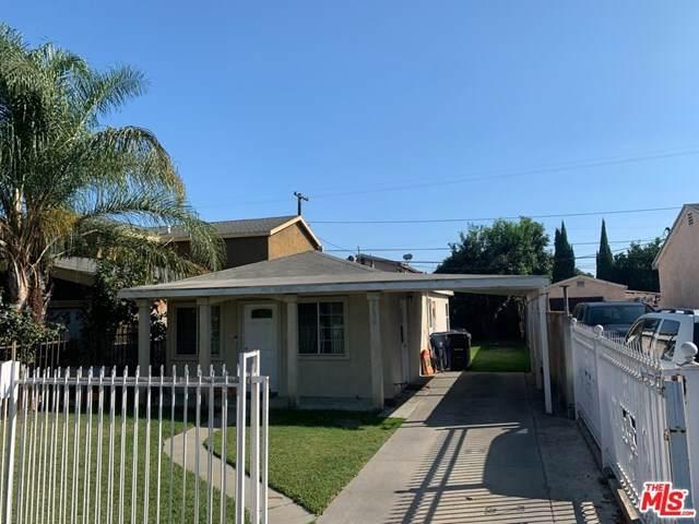 2086 E Bliss Street, Compton, CA 90222 (#20651650) :: RE/MAX Masters