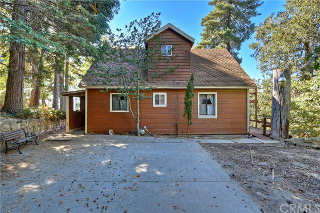 532 Sunset View Road, Twin Peaks, CA 92391 (#EV20225854) :: TeamRobinson | RE/MAX One
