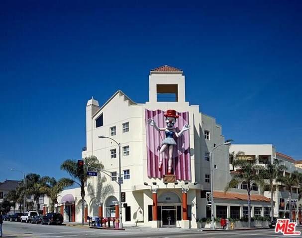 235 E Main Street #317, Venice, CA 90291 (#20651624) :: Mainstreet Realtors®