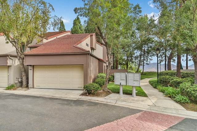 1145 Via Colinas, Westlake Village, CA 91362 (#220010637) :: The Costantino Group | Cal American Homes and Realty