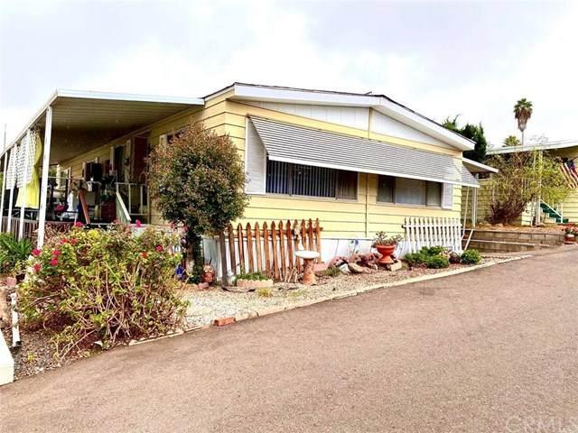 718 Sycamore Avenue #13, Vista, CA 92083 (#PW20225925) :: American Real Estate List & Sell
