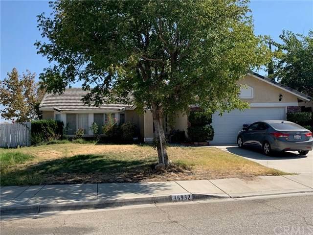 36932 Auburn Court, Palmdale, CA 93552 (#IV20226137) :: RE/MAX Masters