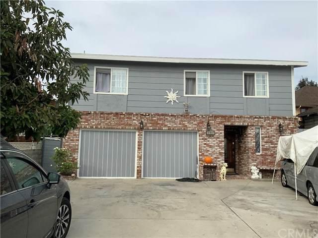 187 E Villa Street, Pasadena, CA 91103 (#IG20225907) :: The Parsons Team