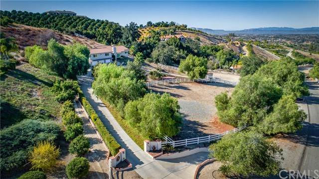 41233 Chaparral Drive, Temecula, CA 92592 (#SW20226141) :: The Miller Group