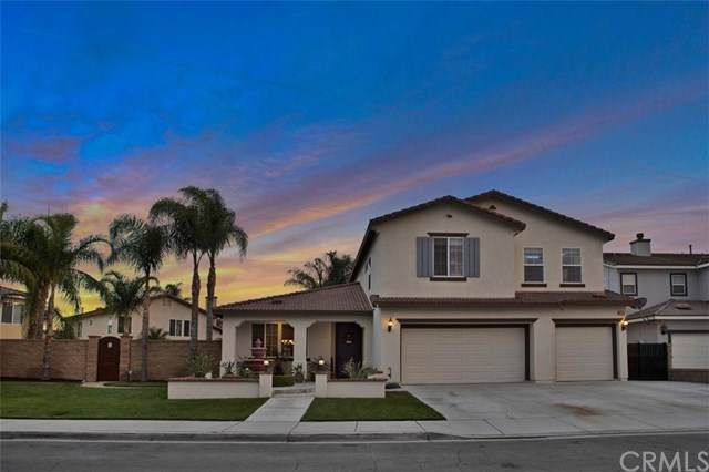 13249 Wagon Creek Way, Eastvale, CA 92880 (#IG20225627) :: The Miller Group
