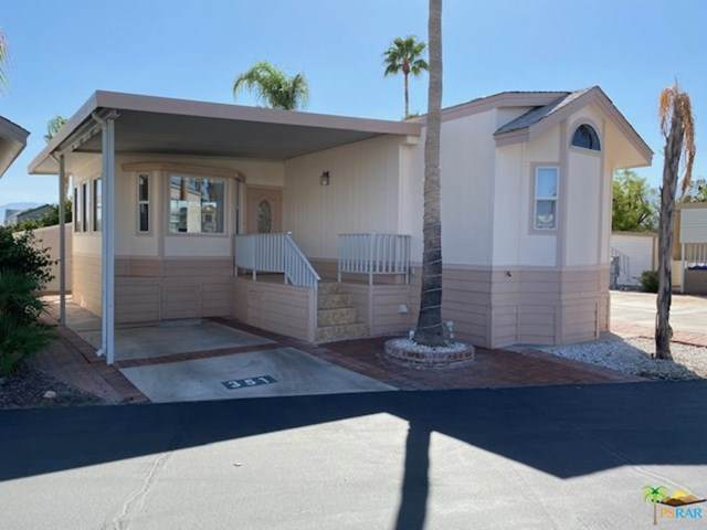 69801 Ramon Road #351, Cathedral City, CA 92234 (#20651902) :: eXp Realty of California Inc.