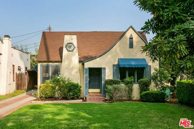 3759 Glenfeliz Boulevard, Los Angeles (City), CA 90039 (#20651658) :: The Miller Group