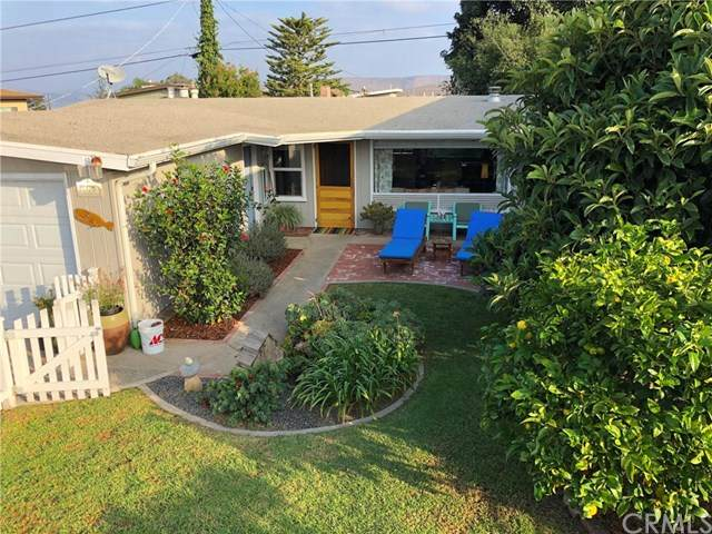 949 Pecho Street, Morro Bay, CA 93442 (#SC20224891) :: The Miller Group