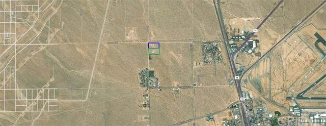 16900 Koch St & Arroyo Ave, Mojave, CA 93501 (#SR20226243) :: American Real Estate List & Sell