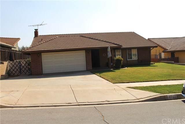 35963 Rebecca Road, Yucaipa, CA 92399 (#EV20225902) :: Blake Cory Home Selling Team