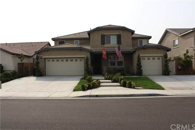5451 Tree Sparrow Court, Jurupa Valley, CA 91752 (#IV20208195) :: Compass