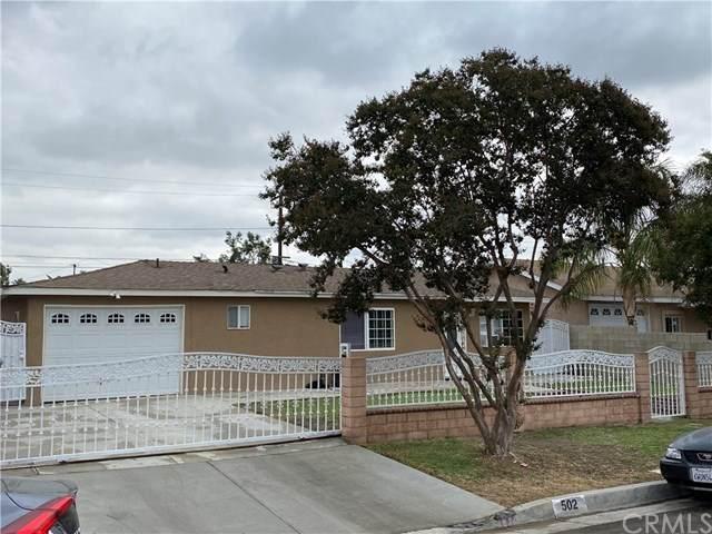502 Whiteford Avenue, La Puente, CA 91744 (#CV20226229) :: The Miller Group