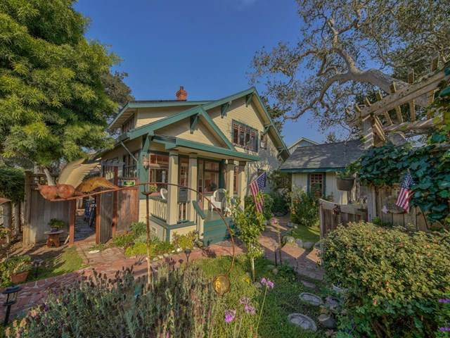 113 11th Street, Pacific Grove, CA 93950 (#ML81817485) :: RE/MAX Masters