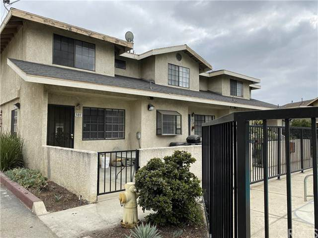 1034 E 6th Street #501, Ontario, CA 91764 (#CV20226218) :: RE/MAX Masters