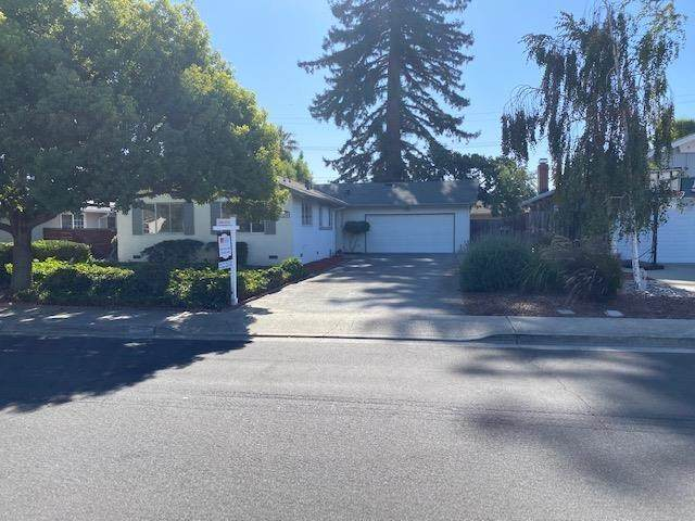 1880 Villarita Drive, Campbell, CA 95008 (#ML81817491) :: Bob Kelly Team
