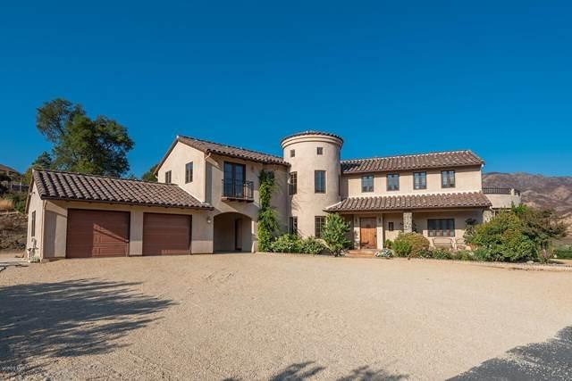 3061 Triunfo Canyon Road, Agoura Hills, CA 91301 (#220010645) :: Bathurst Coastal Properties
