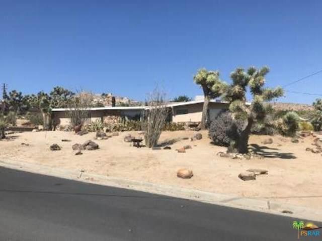57702 Paxton Road, Yucca Valley, CA 92284 (#20649154) :: Bob Kelly Team