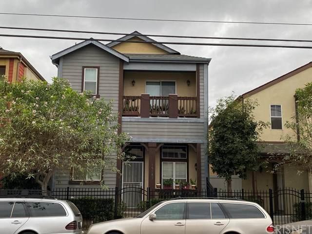 15142 Rayen Street, North Hills, CA 91343 (#SR20225843) :: RE/MAX Masters