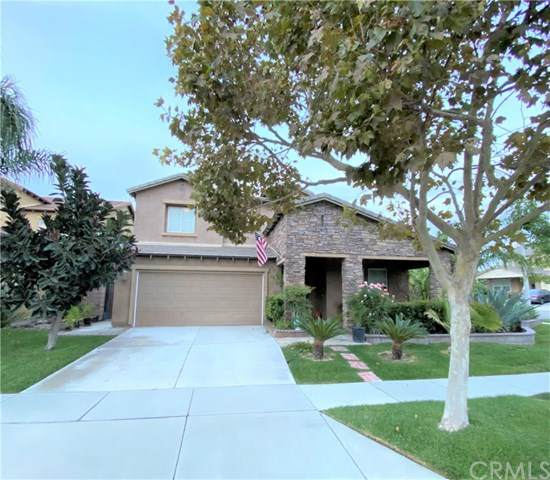 12656 Chimney Rock Drive, Rancho Cucamonga, CA 91739 (#OC20226184) :: The Miller Group