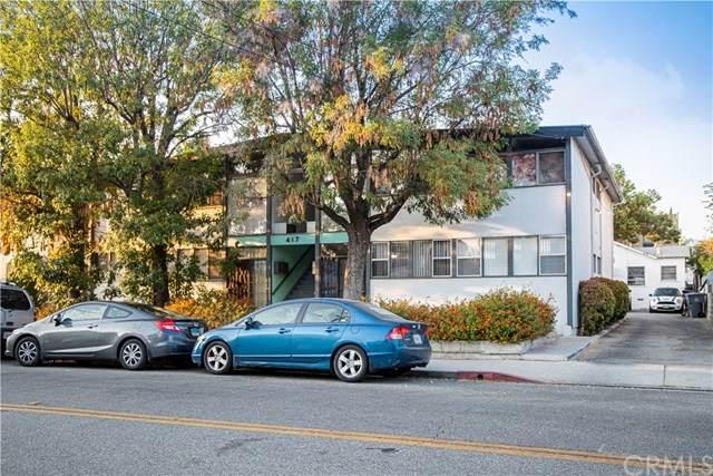 417 E Palmer Avenue, Glendale, CA 91205 (#AR20226387) :: The Miller Group