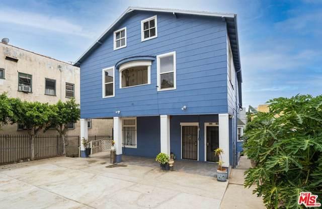 437 Coronado Terrace, Los Angeles (City), CA 90026 (#20652032) :: Mainstreet Realtors®