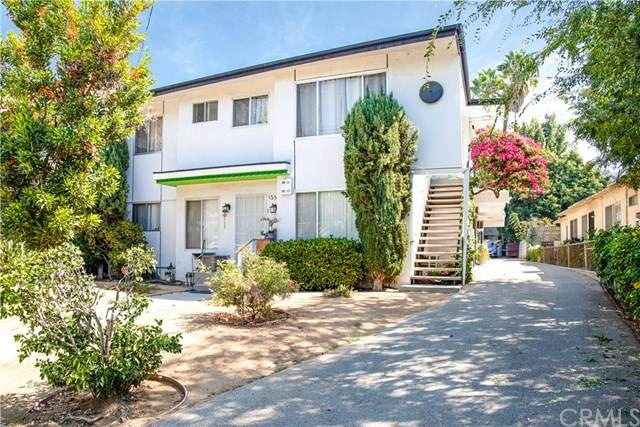 1256 Mariposa Street, Glendale, CA 91205 (#AR20226392) :: The Miller Group