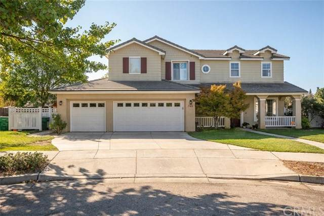 745 Longhorn Court, Paso Robles, CA 93446 (#NS20218852) :: Cal American Realty