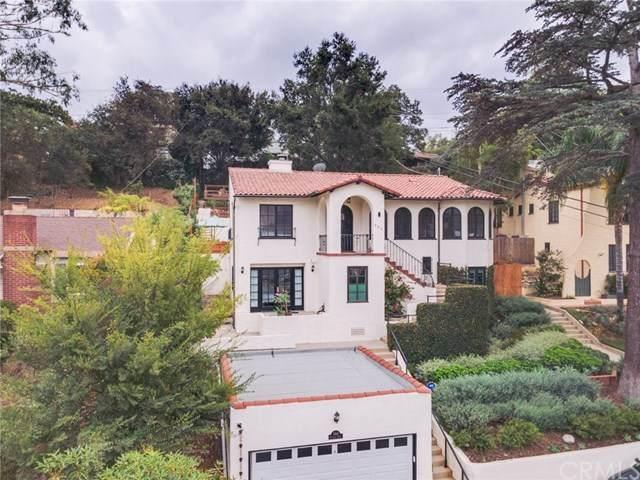 390 Redwood Drive, Pasadena, CA 91105 (#OC20226354) :: The Parsons Team