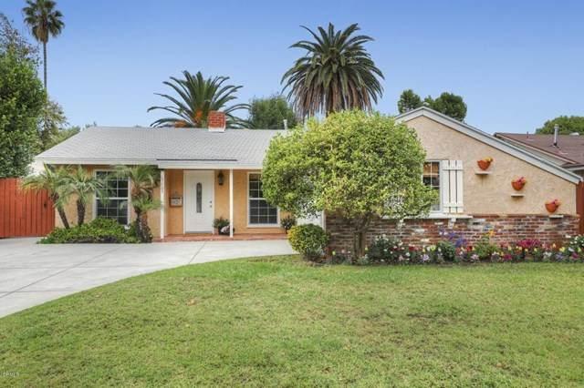 17605 Blythe Street, Northridge, CA 91325 (#P1-2020) :: Provident Real Estate