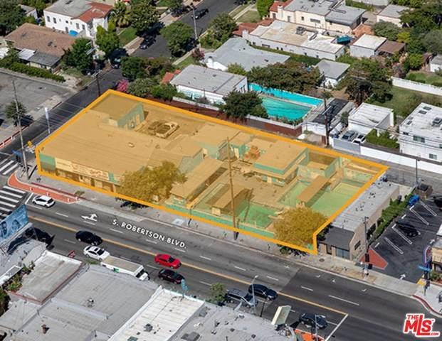 2600 S Robertson Boulevard, Los Angeles (City), CA 90034 (#20652052) :: Provident Real Estate