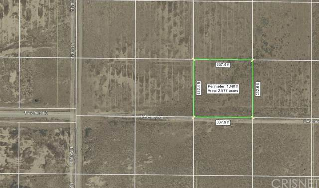 11600 Vac/Cor 116 Ste/Ave K8, Lancaster, CA 93535 (#SR20226470) :: Anderson Real Estate Group