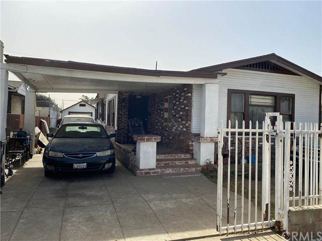 1342 W Gage Avenue, Los Angeles (City), CA 90044 (#SB20226445) :: Anderson Real Estate Group