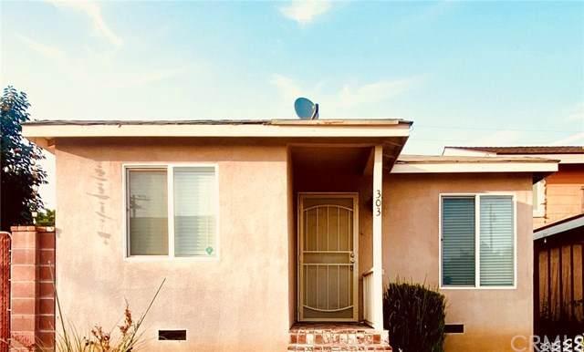 303 E Home Street, Long Beach, CA 90805 (#PW20226446) :: The Parsons Team