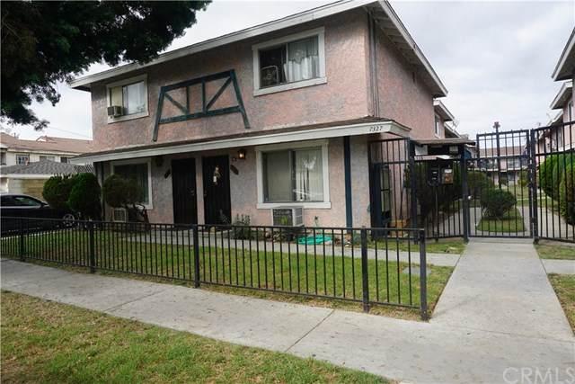 7327 Exeter Street #103, Paramount, CA 90723 (#DW20224504) :: Pam Spadafore & Associates