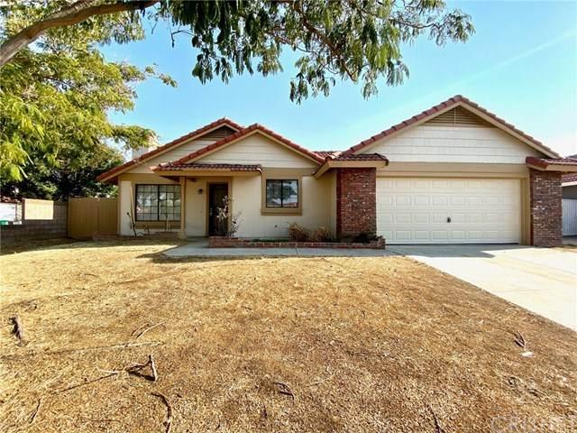 3058 Calle Del Sol, Palmdale, CA 93550 (#SR20226482) :: Provident Real Estate