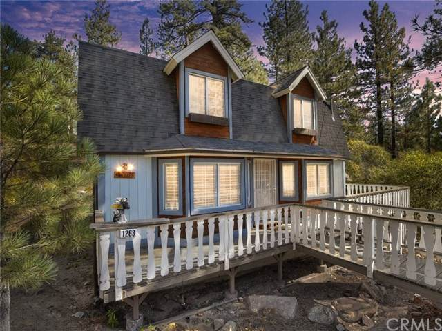 1263 Iroquois Lane, Fawnskin, CA 92333 (#EV20226599) :: Realty ONE Group Empire