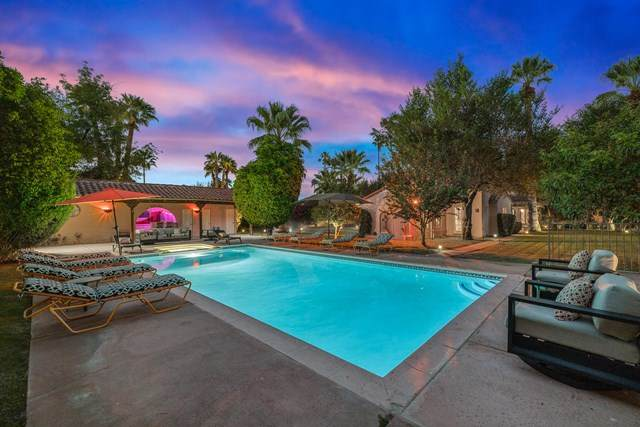 222 W Chino Drive, Palm Springs, CA 92262 (#219052058DA) :: Team Forss Realty Group