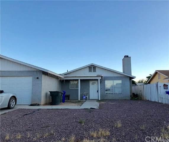 10903 Inca Avenue, Adelanto, CA 92301 (#TR20225196) :: Blake Cory Home Selling Team