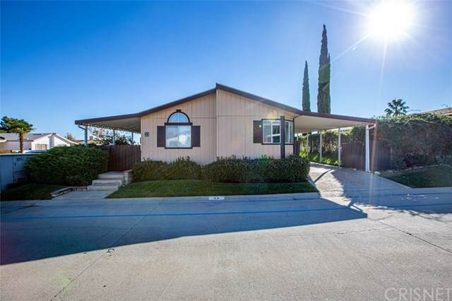 1030 E. Avenue S #33, Palmdale, CA 93550 (#SR20226615) :: Wendy Rich-Soto and Associates