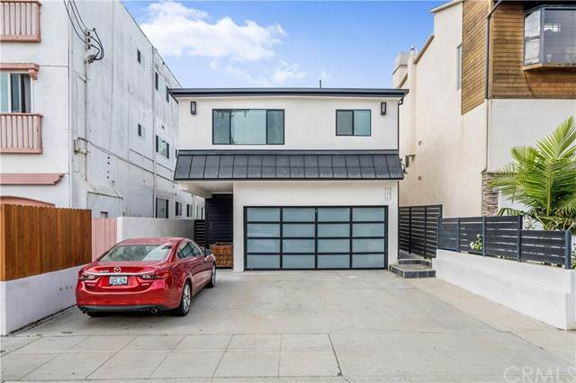 113 Monterey Boulevard, Hermosa Beach, CA 90254 (#SB20225858) :: The Miller Group